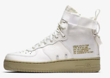 Nike SF AIR FORCE-1 MID WOMEN'S BOOT Ivory/Mars Stone- Size US 9.5,10,10.5 Or 11