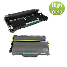 3PK For Brother DCP-7030 DCP-7040 DCP-7045N Toner Cartridge Drum TN360 DR360