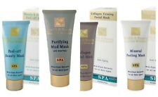 H&B Beauty & Firming Peel-Off Masks Dead Sea Minerals With Plant Extracts