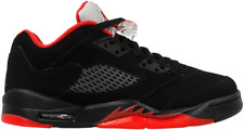 NIKE Air Jordan 5 Retro Low Alternate Basketball Shoes Sneaker black 314338 001