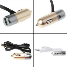 5V 3.1A Charge Car Charger With Micro USB Cable For Samsung LG HTC Android Phone