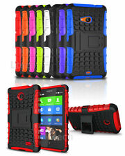 Motorola Moto G (3rd Gen 2015) Shockproof Tough Hard Silicone Strong Case Cover