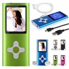 "Mp3 Mp4 Player With 1.8"" LCD Screen FM Radio& Video & Games &Movie 16GB+Earphone"