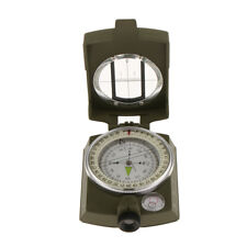 Military Army Outdoor Camping Navigation Lensatic Prismatic Portable Compass