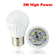 3W E27 Globe LED Bulb Light Edison Screw Lamp Bright Cool Warm White AC220V-240V