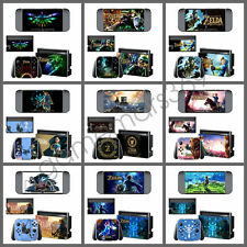 For Nintendo switch Skin Sticker Console Controllers Decals Stickers ZELDA Game