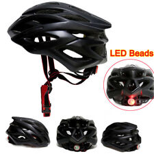 Sports Racing Cycling MTB Bicycle Helmet Road Bike Safety Helmet With Tail Light