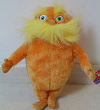 New Kids 9'' Soft Stuffed Plush The Lorax Toys Baby Dr Seuss Toys Children Gift