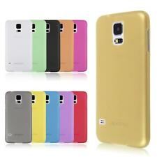 Soft Frost Slim TPU Rubber Protective Back Case Skin Cover For Samsung Galax S5