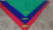 CUBJAM 2013 SCARF NECKER RED BLUE GREEN YOUTH NEW - FREE POSTAGE