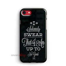 Quote Harry potter iphone 8 plus cases i solemnly samsung case iphone X cases