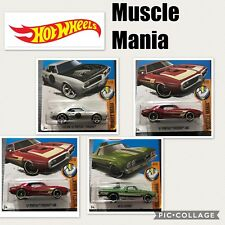 Hot Wheels 2015 Muscle Mania