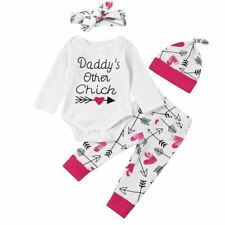 2017 kids Clothes autumn style infant clothes baby clothing sets girls Cotton ro