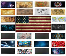 New XXL Mouse Keyboard Pad PC Gaming Desk Top Soft Mat Computer Optical Mousepad