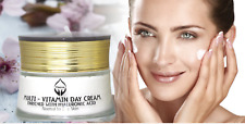 HYALURONIC Anti Wrinkle Firming Anti Ageing Grape Seed Vitamin Brightening Cream