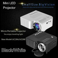 UC28B HD 1080P Home Multimedia Cinema Theater Portable Mini LED Projector BU