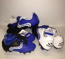 New Sondico Flair FG Football Boots UK Sizes Kids C11 to Adult 12