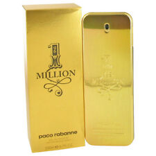 1 One Million Paco Rabanne Spray Men Cologne 1.7 / 3.4 / 6.7 oz New In Box EDT