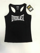 WOMENS EVERLAST GYM SPORTS CASUAL TANK TOPS
