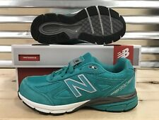 New Balance 990 Grade School Lifestyle Shoes Teal Green Youth SZ ( KJ990PRG )