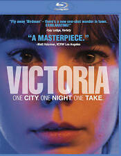 Victoria (Blu-ray Disc, 2015, 2016) USED LIKE NEW