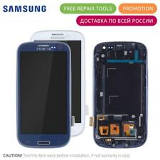 LCD For SAMSUNG Galaxy S3 Display i9300 i9300i Touch Screen Digitizer With Frame