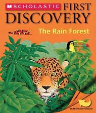 Rain Forest (Scholastic First Discovery)-ExLibrary