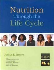 Nutrition Through the Life Cycle-ExLibrary