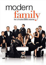 Modern Family: The Complete Fifth Season (DVD, 2014, 3-Disc ) NEW!