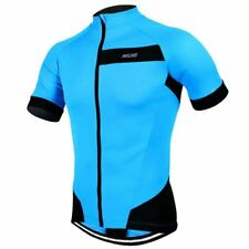 Men's Summer Short Sleeve Cycling Jersey Off Road City MTB Bike Bicycle Shirt Sp