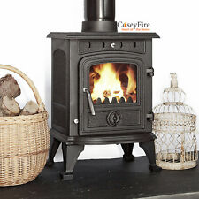 Coseyfire Highclere 4.5kw Cast Iron Woodburning Stove Stoves Multi-Fuel