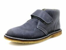Naturino Kids' Shoes Boys Leather Shoes Ankle Boots Shoes 4680 Grey