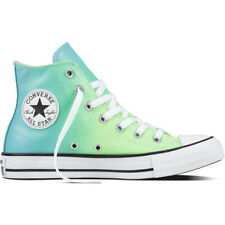 Converse Chuck Taylor All Star Ombre Metallic Hi Illusion Green Synthetic