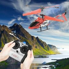 Mini Remote Control Helicopter With Gyro 3.5Channel Pocket RC Drone Toy-Aircraft