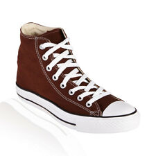 Converse - Chuck Taylor All Star High Mens Womens Unisex Casual Shoes  - Chocola
