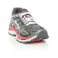 Asics - Womens Gel Nimbus 19 Wide (D) - Carbon/Rouge Red/White
