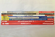 Video Game Strategy Guides Playstation, Xbox, Nintendo