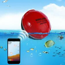 Smart Phone Fish Finder Wireless Sonar Fish Finder Sea Lake Fishing Detect iOS A