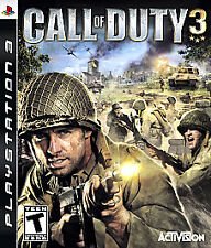Call of Duty 3 -- Gold Edition (Sony PlayStation 3, 2006)