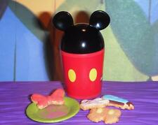 Rement Mickey Mouse & Friends Cookies Food Lot Fits Fisher Price Dollhouse Dolls