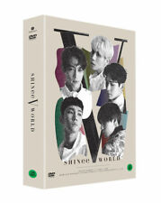 [PRE-ORDER] SHINEE WORLD V IN SEOUL DVD, FULL PACKAGE WITH POSTER, TRACKING NUM
