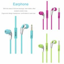 EWAVE Portable HI-FI Stereo In-ear Earphone with Hands-free In-line Microphone S