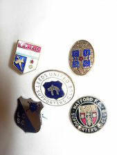 FOOTBALL CLUB PIN BADGES