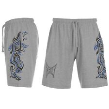 TAPOUT SHORTS Karate Tracksuit Bottoms Size M Grey Martial Arts MMA NEW
