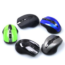 Wireless Mouse Mini USB Optical Battery Mice USB Receiver For Computer Laptop PC