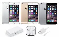 Apple iPhone 6 Plus -16 64 128 GB -GSM Unlocked Smartphone - Gold Grey Siliver