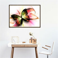 Butterfly 5D DIY Diamond Painting Embroidery Cross Stitch Kit for Home Decor