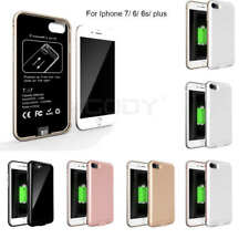 Ultra Slim 4000mAh External Battery Charger Case Power Bank Cover For Iphone 7 6