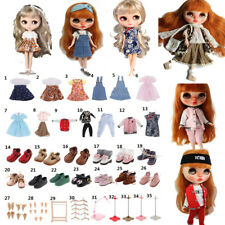 """Multi Dress Clothes Shoes Boots ACCS for 12"""" Blythe Pullip Barbie Momoko Dolls"""