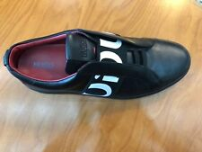 HUGO HUGO BOSS RED - Laceless Trainers Past Slon Itel In Black